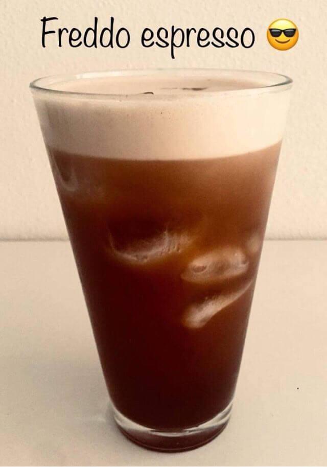 Freddo Espresso jegeskávé